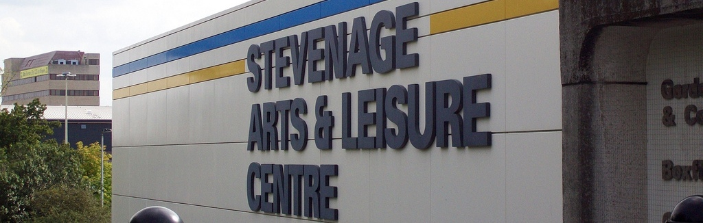 Stevenage Arts and Leisure Centre